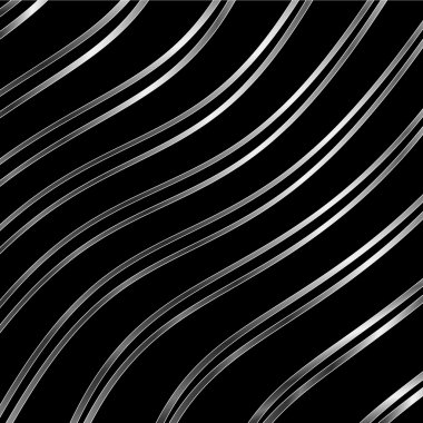 High tech silver metal background