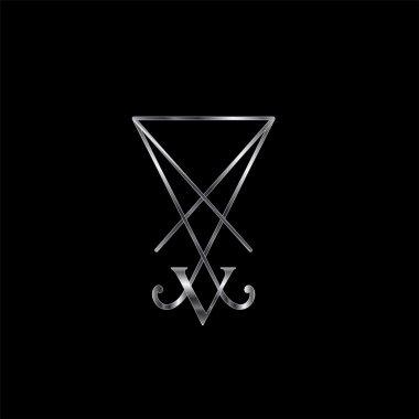Sigil of Lucifer- A symbol of satanism