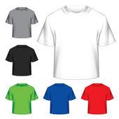 Set di t-shirt pronta