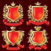 Fotografie Heraldic symbols