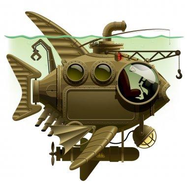 Fish Submarine