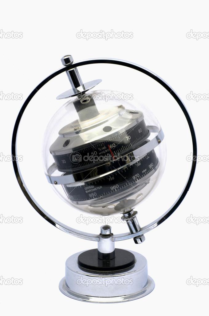 Barometer / hygrometer