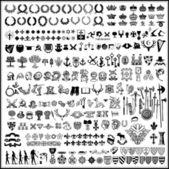 Fotografie heraldické prvky