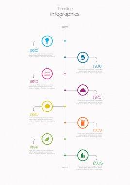 Timeline Infographic.