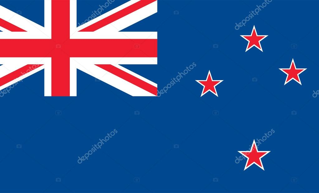 New Zealand Flag Stock Photo Mereutaadi 21483099