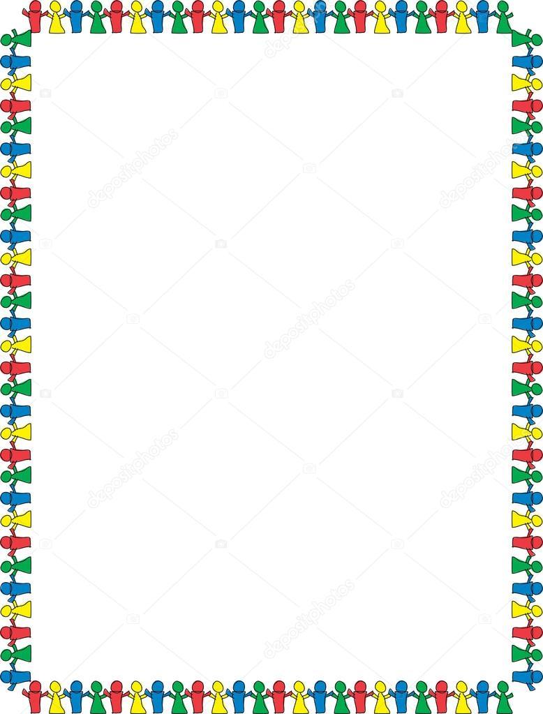 stationery border