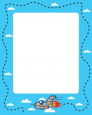 Plane frame