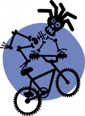 Eton Riding A Bmx Bike