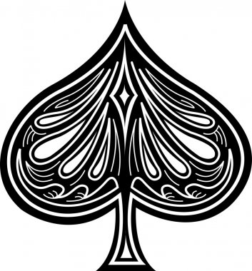 Aces spades poker