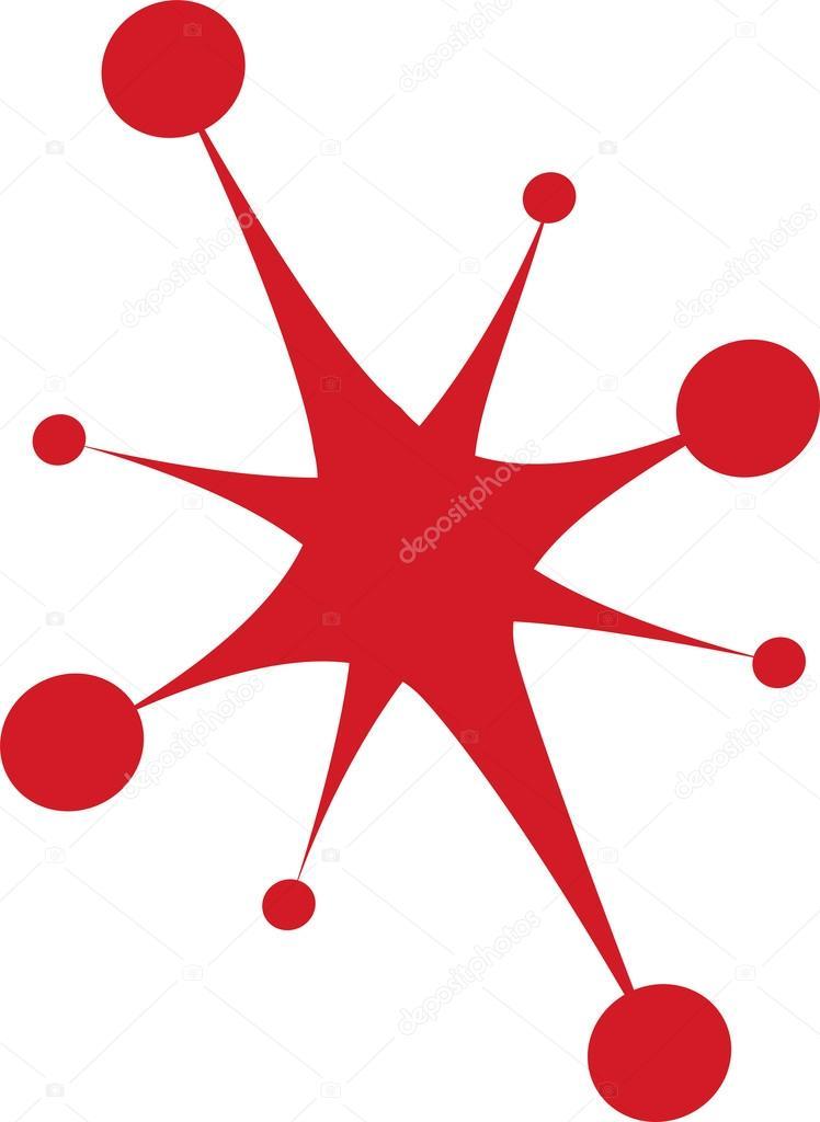 red starburst stock vector clipartguy 17682993 rh depositphotos com