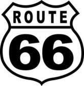 Photo Route 66 sign
