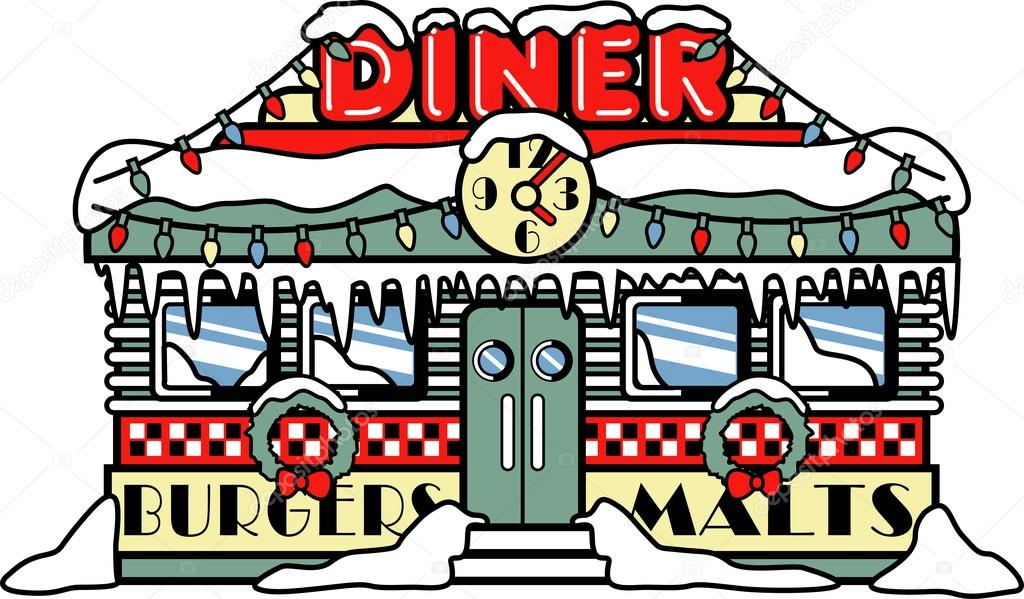 ᐈ Diner Stock Drawings Royalty Free Food Drawings Diner Vectors Download On Depositphotos