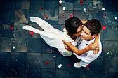 Fényképek dicsőséges esküvői Balin