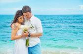 Fotografie Wedding on the beach