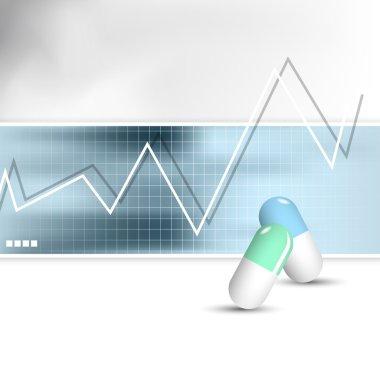 Medical health background