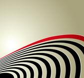 rádiové vlny - zvukové vlny - abstraktní pozadí