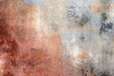 Colorful abstract background - grunge style