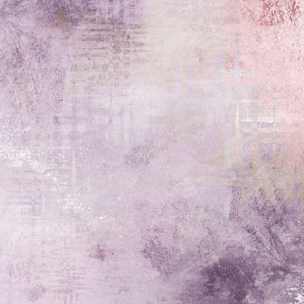 Purple background - abstract vintage design