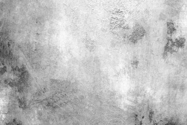 Grey background texture - abstract grunge concrete wall
