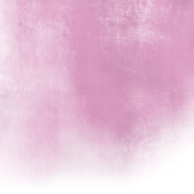 Grunge pink background