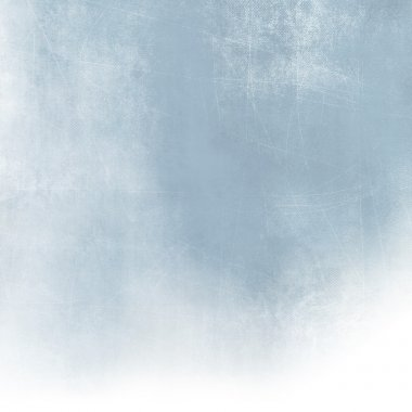 Grunge light blue background