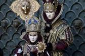 Masky na karneval v Benátkách