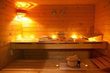 sauna and sauna accessories