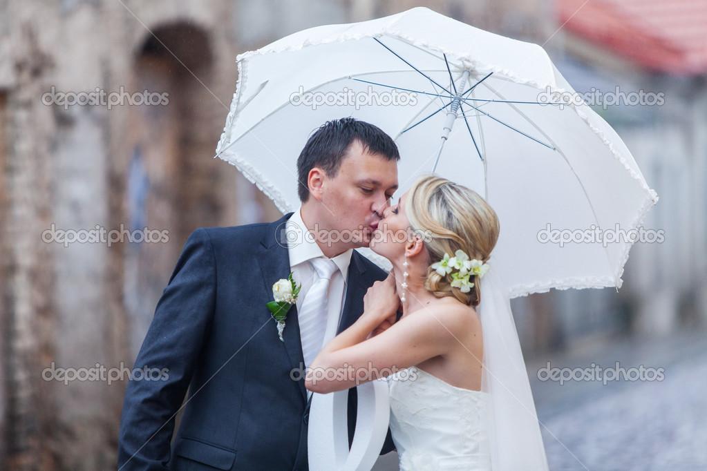 Rainy wedding day stock photo adasv 32117813 rainy wedding day stock photo junglespirit Choice Image