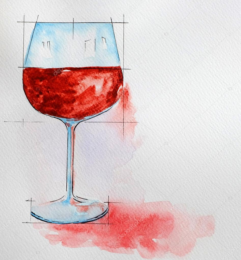 Painting On Glas D Images
