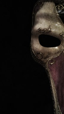 Masks, Venice, Italy