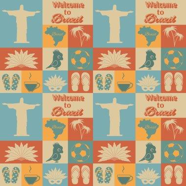 Brazil  pattern.