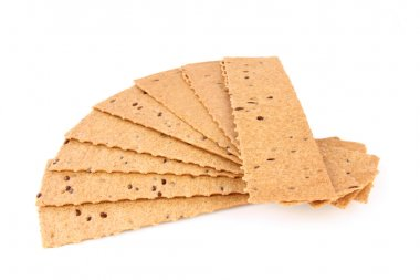 Flax biscuit sticks