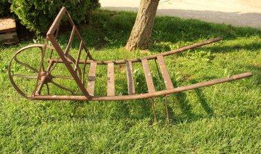 Old Hay Carts