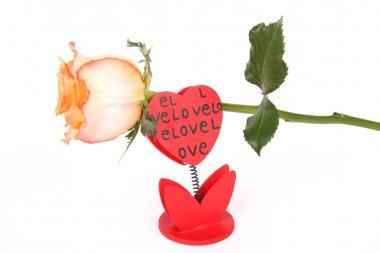 Lovely Rose Holder
