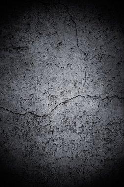 Dark Cracked Wall