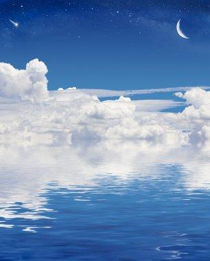 Fantasy Cloudscape
