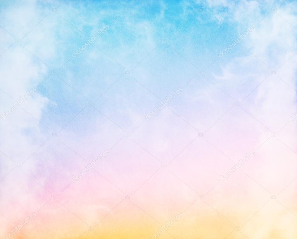 Fog and Pastel Gradient