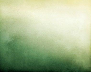 Yellow Green Fog