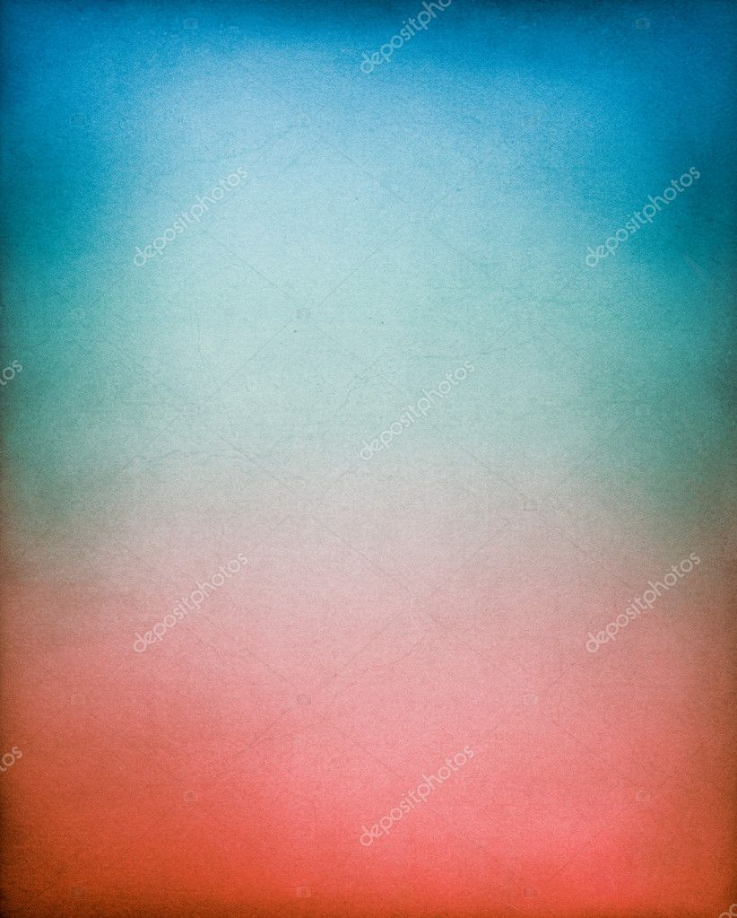 Blue Red Background