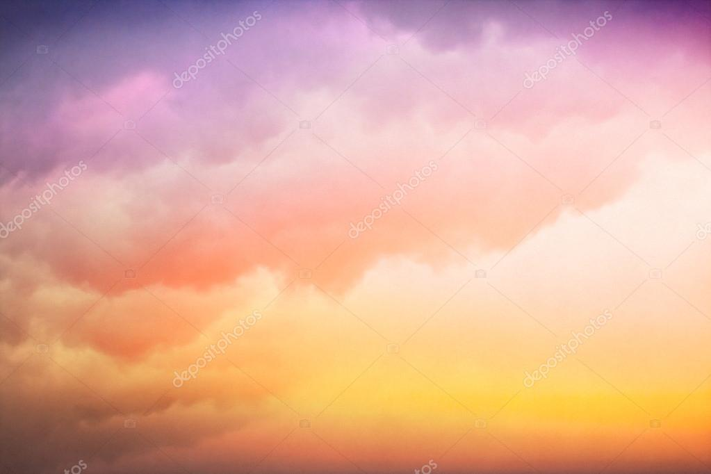 Colorful Cloud Gradient
