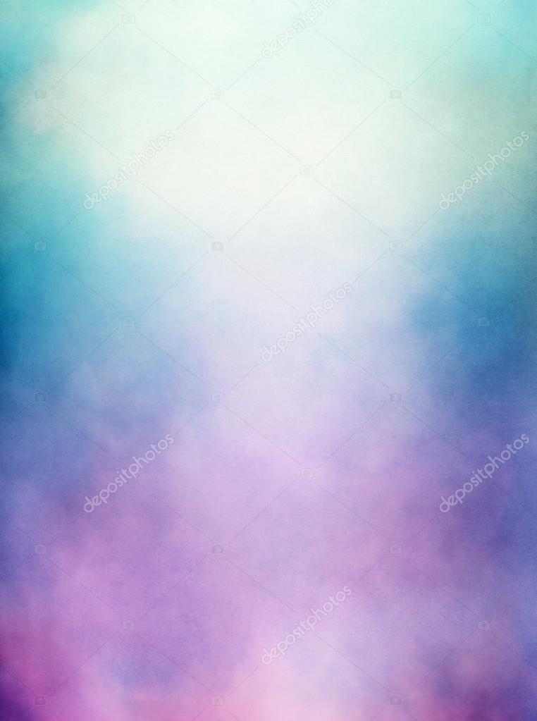 Purple Green Fog