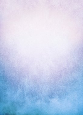 Blue Pink Fog Background