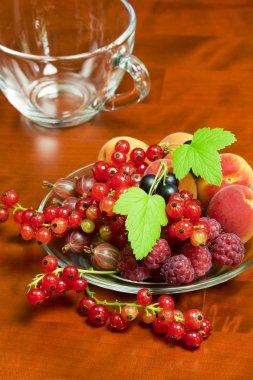 Beautiful summer berries