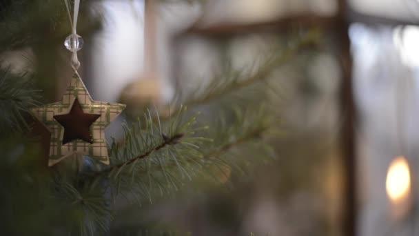 Star-shaped ornament FullHD 1080p