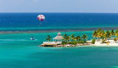 Beautiful Island of Ocho Rios, Jamaica