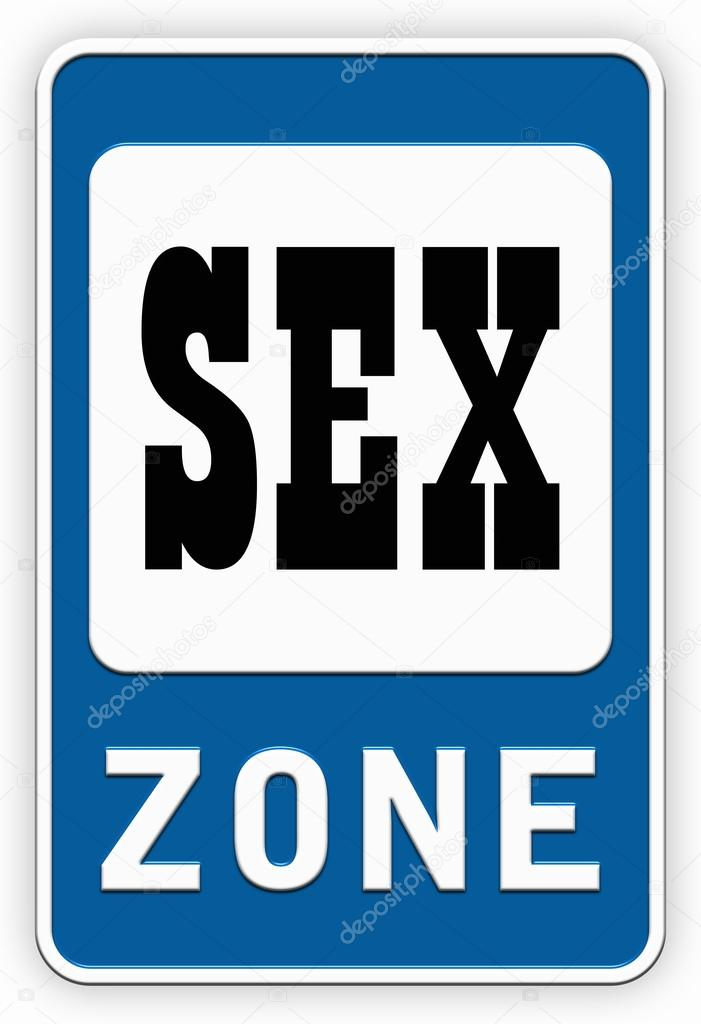 Знак для секс