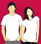 model tričko muž a žena 3