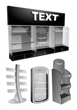 A place to store items to be sold2