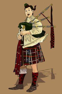 Scottish musical arts