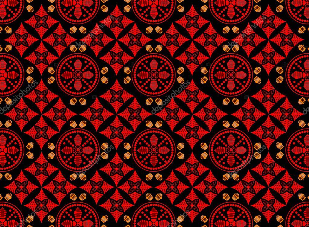 Background batik indonesia 1 — Stock Vector © archam #32863621